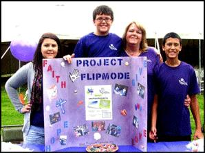 Jill Markussen and Project Flipmode