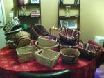 Sandy's 17 baskets