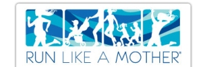 Run Like A Mother logo
