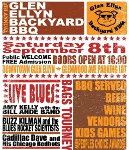 4th Annual Glen Ellyn Backyard BBQ Cook-Off