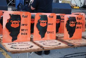 4th Annual Glen Ellyn Backyard BBQ Cook-Off Awards
