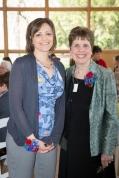 Sue Principe and Mary Ellen Durbin 2013