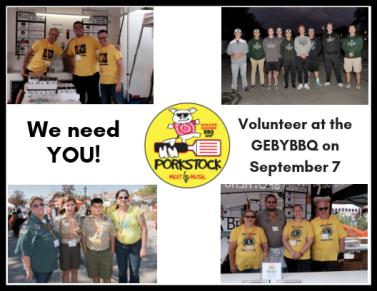 Volunteer BBQ 2019